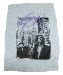 Soda Stereo - Doble Vida Test Backpatch