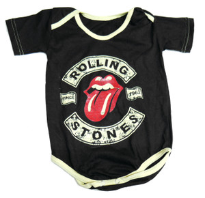 Baby Onesie - The Rolling Stones Since 1962