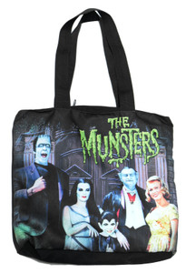 The Munsters Shoulder Tote Bag