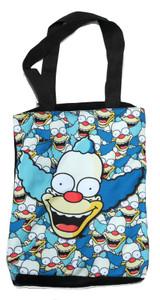The Simpson's Krusty Shoulder Tote Bag