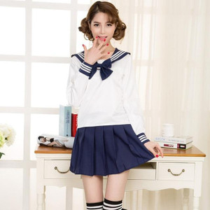 Seifuku Japanese School Long Sleeve Uniform