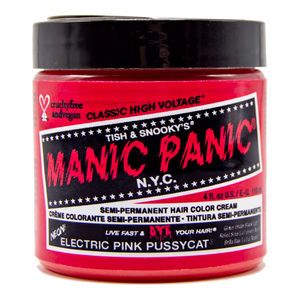 Manic Panic Electric Pink Pussycat® - High Voltage® Classic Cream Formula