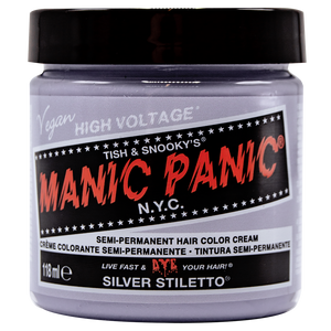 Manic Panic Silver Stiletto® - High Voltage® Classic Cream Formula