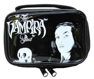The Vampira Show Makeup Bag