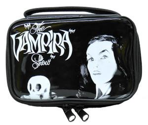 The Vampira Show Makeup Bag