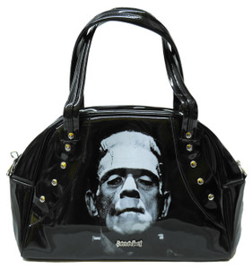 Frankenstein Black Handbag