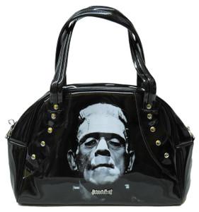 Frankenstein Black Handbag