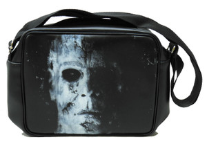 Michael Myers Black Messenger Bag