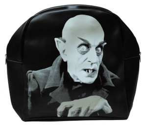 Nosferatu Black Backpack