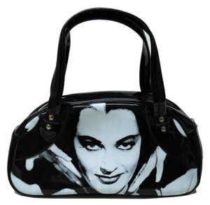 Black Lily Munster Handbag