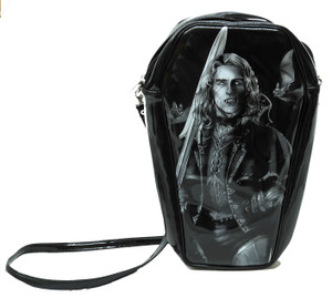 Black Lestat de Lioncourt Coffin Bag