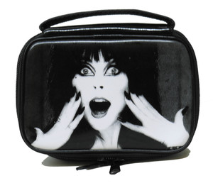 Elvira Mistress of the Dark Makeup Bag