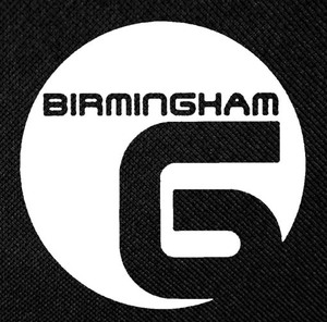 Birmingham 6 Printed Patch 4.5x4.5""