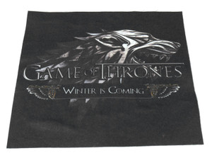 "Game Of Thrones - Winter is Coming 9x9.5"" Patch"