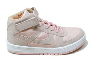 Panam -  Pink Womens Hi-Top Sneaker