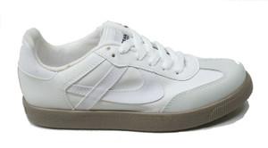 Panam - White, Gray Jogger Unisex Sneaker
