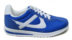 Panam - Ultra Xolo Blue and White Low Top Unisex Sneaker