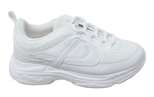 Panam -  White Running Sneaker