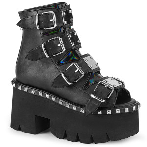 Women's Chunky Bootie Sandal by Demonia