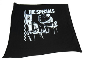 The Specials - Ghost Town Test Backpatch