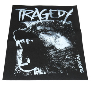 Tragedy - Survival Test Backpatch