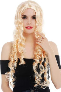 Lady Guinevere Blonde Wig