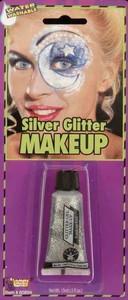 Silver Cream Face Makeup