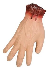 Bloody Plastic Hand