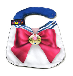 Sailor Moon - Sailor Scout Baby Bib