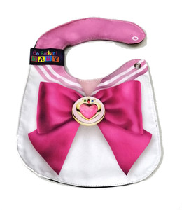 Sailor Moon - Chibi Moon Scout Baby Bib