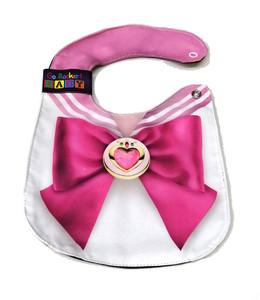 Sailor Moon - Chibi Moon Scout Baby Bib