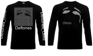 Deftones - Ohms Long Sleeve T-shirt