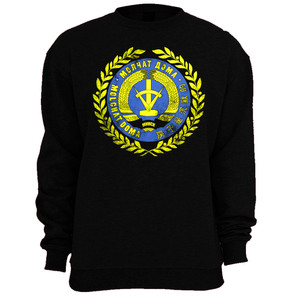 Molchat Doma - MNHCK Crewneck Sweatshirt