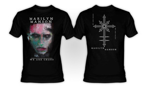 Marilyn Manson - We Are Chaos T-Shirt