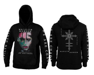 Marilyn Manson - We Are Chaos Hooded Sweatshirt