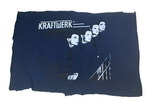 Kraftwerk - The Man-Machine Test Backpatch