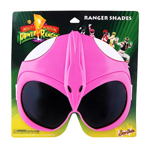 Mighty Morphin Power Rangers Pink Shades