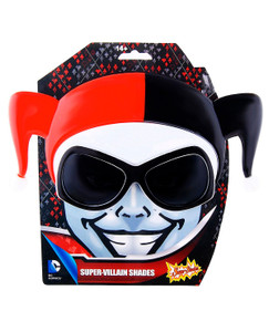 Harley Quinn Black & Red Shades