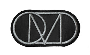 """OMD 4x2"""" Embroidered Patch"""