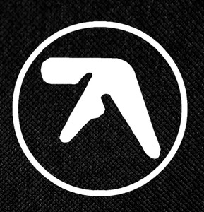 Aphex Twins Printed Patch 4.5x4.5""