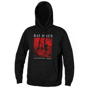 Bauhaus Lagartija Nick Hooded Sweatshirt