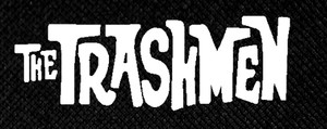 "The Trashmen 2.5X5"" Printed Patch"