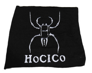 Hocico - Spider Test Backpatch