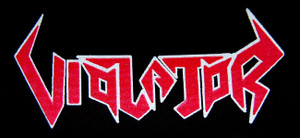 "Violator Logo 7x4"" Printed Patch"