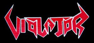 "Violator - Logo 7x4"" Printed Patch"