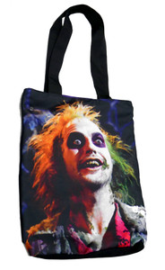 Beetlejuice Shoulder Tote Bag