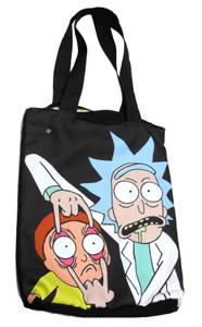 Rick & Morty Shoulder Tote Bag
