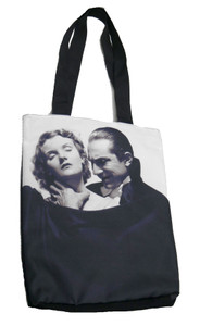 Bela Lugosi's Dracula Shoulder Tote Bag