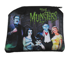 The Munsters Family - Coin Purse