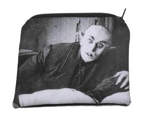 Nosferatu - Count Orlok Coin Purse